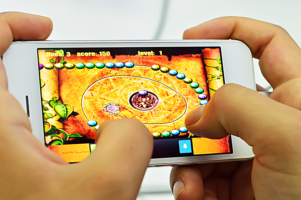 Android game app